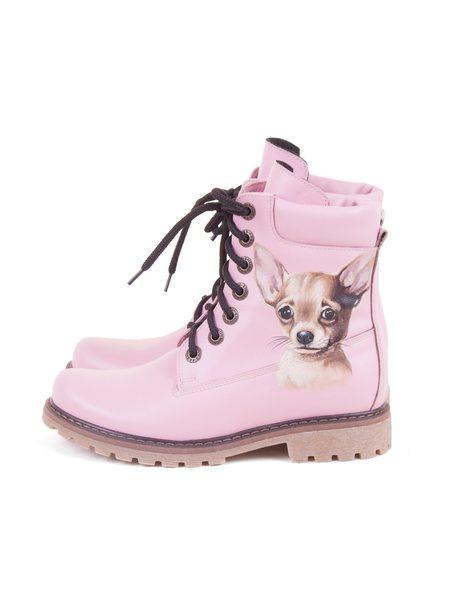 "Sapatas ""Chihuahua"""