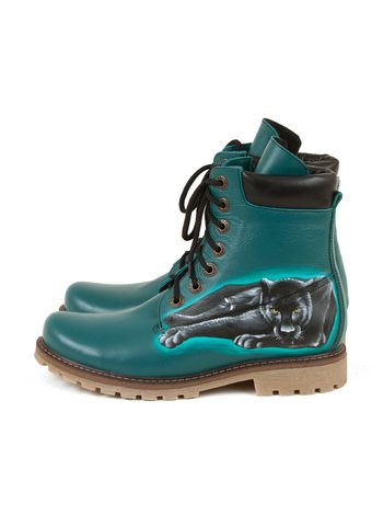 "Ботинки ""Пантера"""