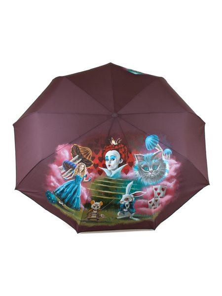 """Зонт """"Алиса в Зазеркалье"""""""