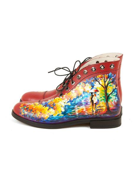 """Ботинки """"Осень"""""""