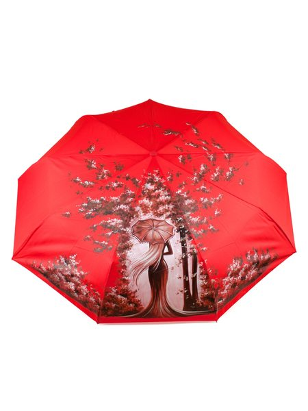 """Зонт """"Девушка под зонтом"""""""