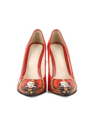 """Туфли """"Червонная Королева"""""""