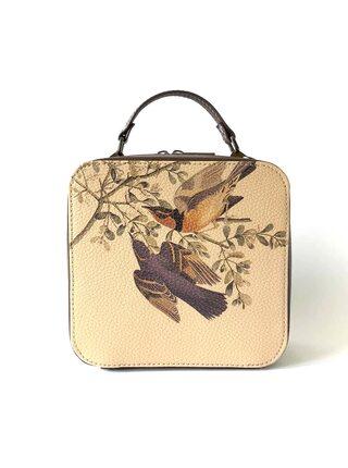 "Квадратная сумка ""Птички"""