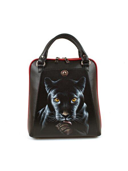 "Сумка-рюкзак ""Пантера"""