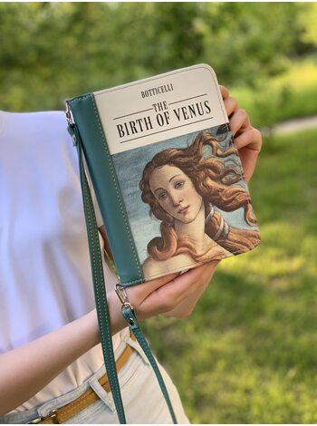 """Клатч-книга  """"Рождение Венеры"""""""