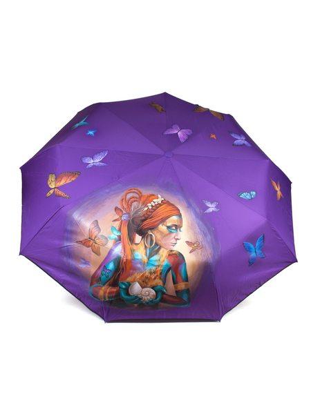 """Зонт """"Голубые ресницы"""""""